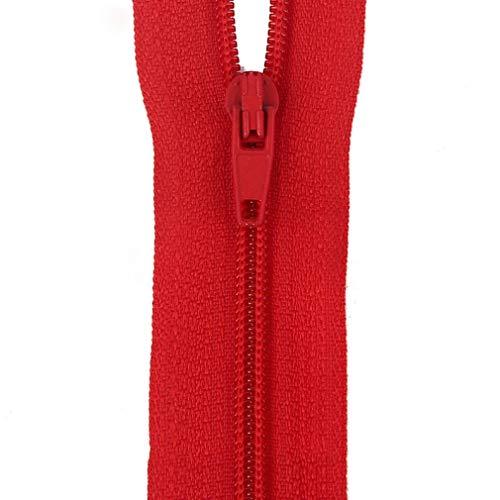 DPLQX Ritssluitingen voor naaien, Rits met rits Kunststof Tailor Naaiwerk Naaigereedschap Onzichtbaar voor jurken/Rokken/Kussens