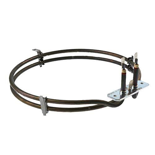 DJ Home Horno Calefacción Reemplazo Compatible con Beko Horno Compatible Elemento Calefactor - 262900090