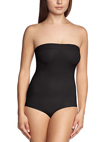 Triumph Sec Skin Sens Body 3 in 1 (1PC06), Nero (Schwarz (Black (04) 04), M Donna