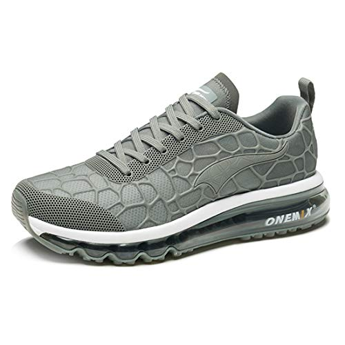 ONEMIX Uomo Scarpe da Ginnastica Corsa Sportive Fitness Running Sneakers Basse Interior Casual all'Aperto