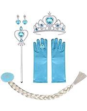 Vicloon Princesa Vestir Accesorios Regalo Conjunto