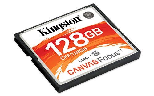 Kingston -   Canvas Focus 128Gb