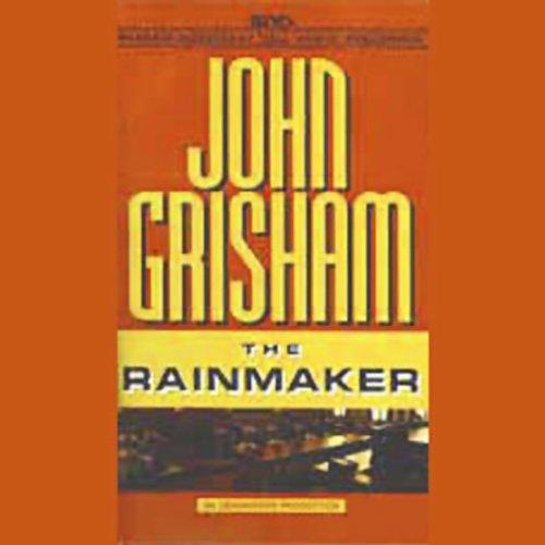 The Rainmaker audiobook cover art
