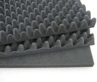 Pelican 1750 3 piece convoluted foam set