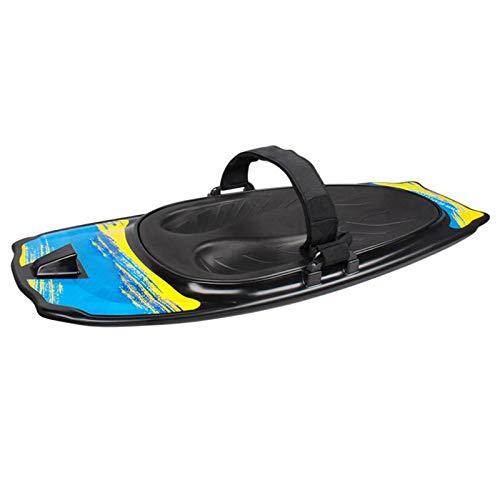 HUOFEIKE Surf Panel Angular con Doble apoyabrazos Laterales, Agua Rodillas Pad Mat EVA para Practicar Deportes acuáticos Surf Navegación Embarcación a Motor Adecuado para Adolescentes y Adultos