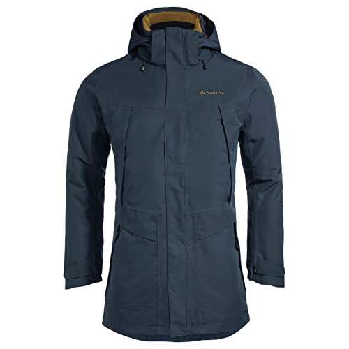 VAUDE Men's Men's Idris Wool Parka Jacket