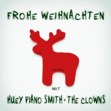 Frohe Weihnachten mit Huey Piano Smith & The Clowns