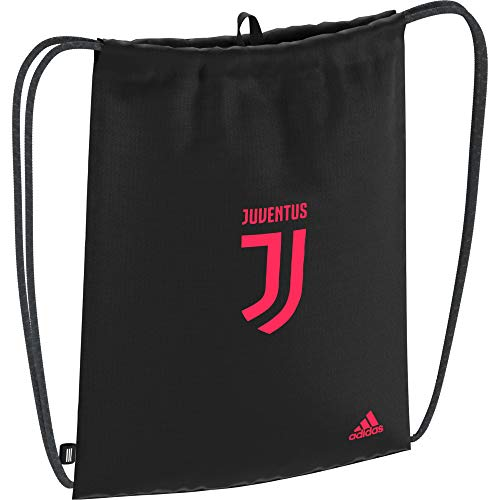 adidas Juve Gym Bag TW Bags, Hombre, Black/White/Turbo, NS