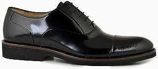 6506-530 EXL-Spaz Siyah 301 Nevzat OnayBağcıklıSiyah Günlük Deri Erkek Ayakkabı
