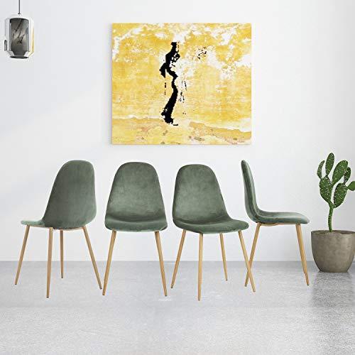 silla wishbone de la marca FurnitureR