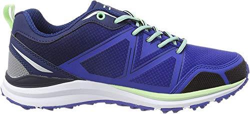 CMP Damskie buty do fitnessu Alya, niebieski - Niebieski Blu Elettrico - 37 eu