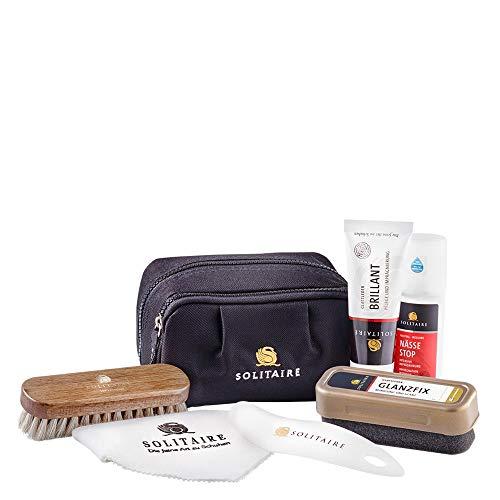 Solitaire 901123 Reise-Set verschiedene hochwertige Pflege praktische Tasche, Groesse OneSize, NoColor