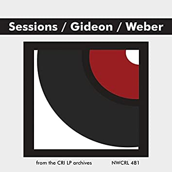 Roger Sessions, Miriam Gideon & Ben Weber: Piano Works
