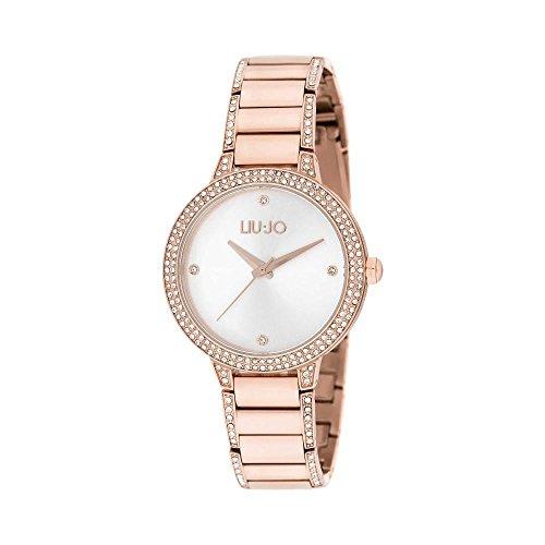 orologio solo tempo donna Liujo Brilliant trendy cod. TLJ1282