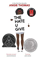 The Hate U Give book for teen summer reading