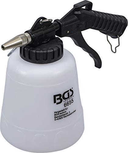 BGS 6655 | Druckluft-Sodastrahlpistole | 1 l