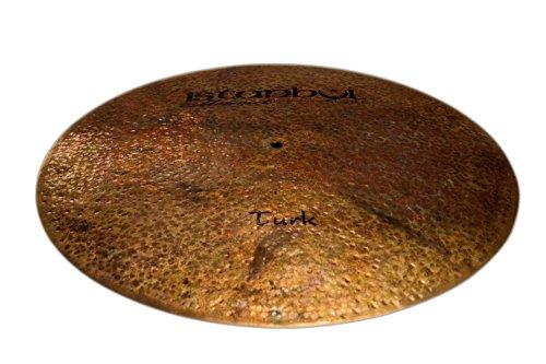 Istanbul Mehmet Cymbals Custom Series RTF18 Turk Flat 45,7 cm Ride-Becken