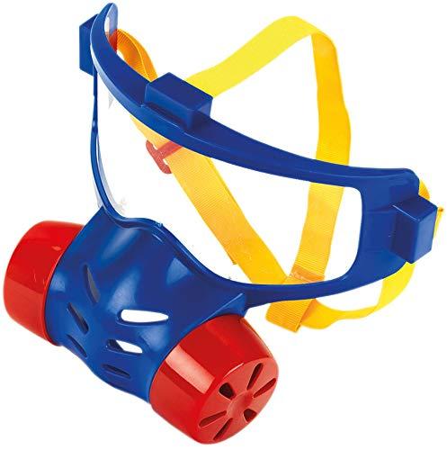 Theo Klein 8930 Feuerwehrschutzmaske, Multicolor