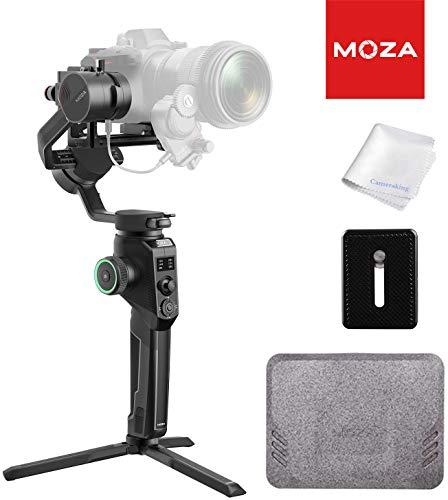 MOZA ACGN01 Aircross 2 3-assige kardanale stabilisator voor compacte camera's, geschikt voor 4K BMPCC, Canon EOS R, Sony a series, 3,2 kg belasting, Gimbal gewicht 950 g