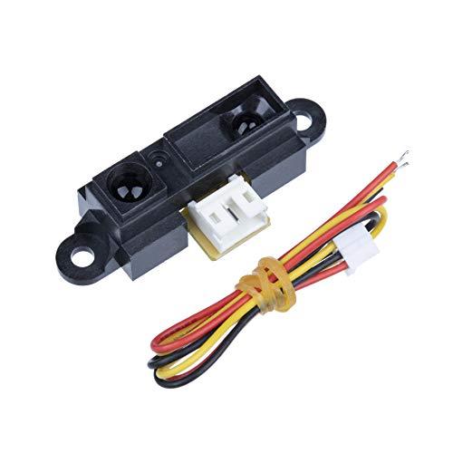 10-80cm //Sharp Distance Sensors GP2Y0A21/£/¬3-pin JST Connector IR Distance Sensor For Arduino @pzsmocn 4-32
