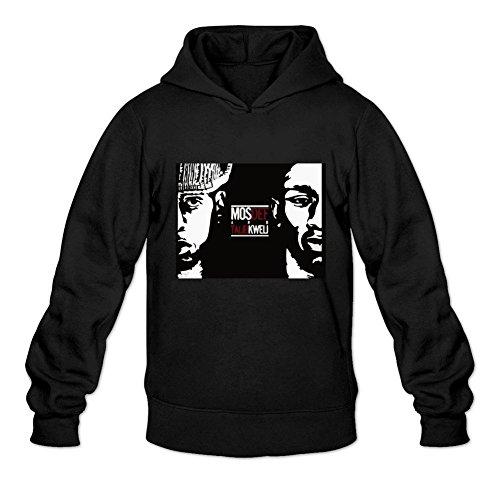 Oryxs Men's Mos Def ft Talib Kweli Know That Sweatshirt Hoodie XL...