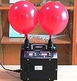 BMGIANT Inflador eléctrico de globos 110V máquina de inflado cuantitativo de...