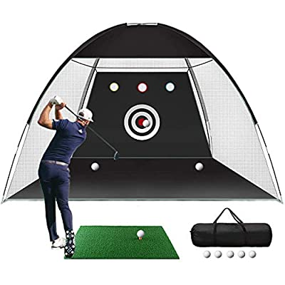 Golf Practice Net 10x7ft