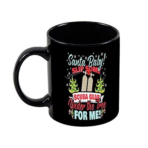 Keramik Kaffeetasse Tauchen Neuheit...