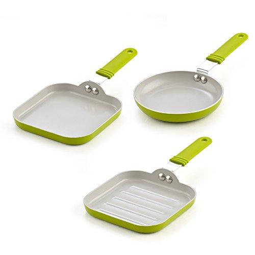 Cook N Home Nonstick Ceramic Mini Fry