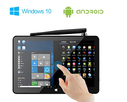 HaoYiShang 8.9 '' Caja de Smart Boot Smart Box Mini PC Windows 10 Android 4.4 Caja de conexión de Intel