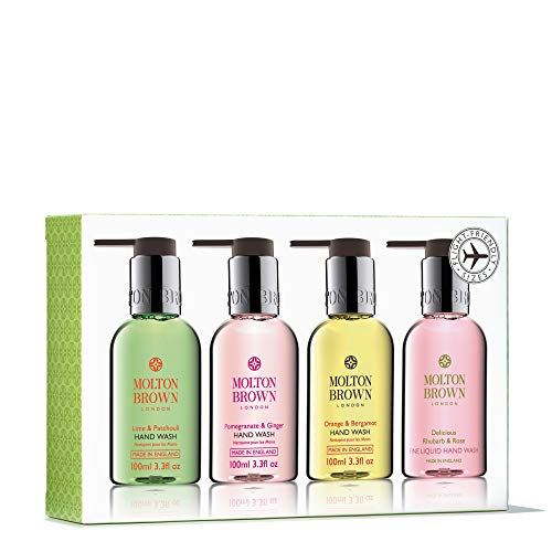 Molton Brown - Bestsellers Travel Hand Wash Set - 4 x 100 ml