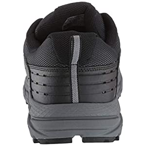 Under Armour Men's Charged Toccoa 2 Running Shoe, Black (001)/Pitch Gray, 12.5