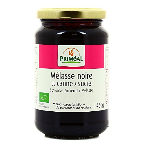 MELASSE NOIRE 450G