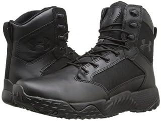 [アンダーアーマー] メンズ 男性用 シューズ 靴 ブーツ 安全靴 ワーカーブーツ UA Stella Tac - Black/Black [並行輸入品]