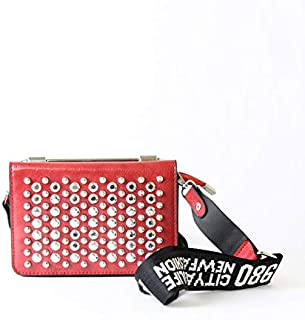 Lenz Wristlets Bag For Women, Red, AM19-B096
