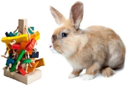 """The Tree"""" Pet Rabbit Toy"""