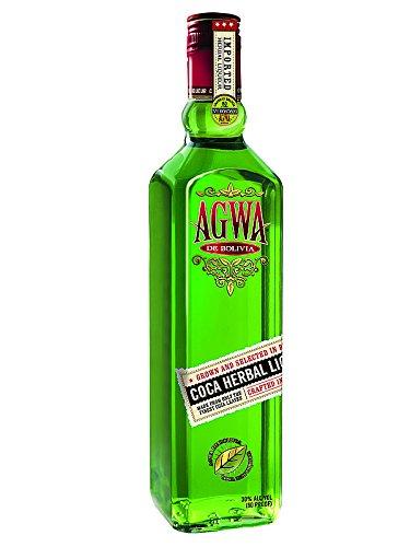 AGWA de BOLIVIA - Coca Liqueur 0,7 Liter