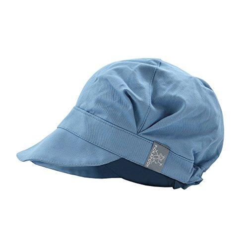 PICKAPOOH Schirmmütze Rico für Kinder und Erwachsene mit UV-Schutz Bio-Baumwolle, Jeans Gr. 52