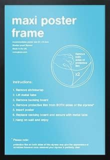 GB eye LTD, Negro - Maxi, 61x91.5cm - Eton, Marco, madera