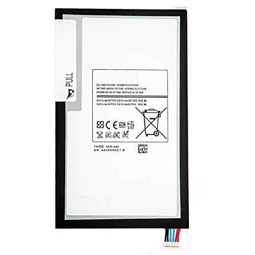 Ellenne Batteria Compatibile con Samsung Galaxy Tab 3 8.0 T310 T311 T4450E Alta capacità 4450MAH con Kit SMONTAGGIO Incluso