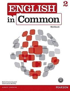 ENGLISH IN COMMON 2 WORKBOOK 262871