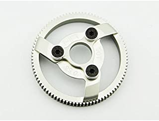 Hot Racing Te890H Hard Anodized 90 Tooth 48 Pitch Aluminum Spur Gear