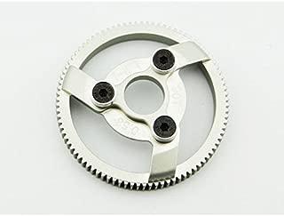 Hot Racing TE890H Hard Anodized Aluminum Spur Gear (90t 48p) - Traxxas