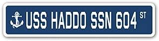 uss haddo ssn 604