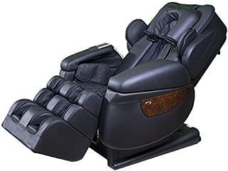 Luraco iRobotics 7 PLUS Medical Massage Chair (Black)