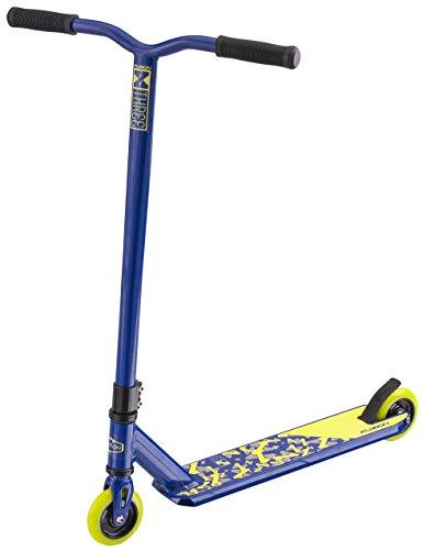 Fuzion X-3Stunt Scooter, 2018 Blue & Green