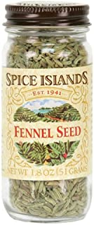 Spice Islands Fennel Seed, Whole, 1.8-Ounce (Pack of 3)