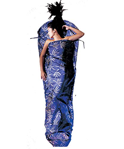 Cocoon Seidenschlafsack Mummy Liner - Silk - Print