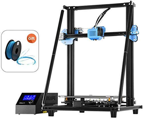 SAFGH 3D Printer CR-10 V2 Creality, Removeable Fiberglass Building Plate and Resume Printing 300 * 300 * 400mm Give 1 3d Filament As a Gift