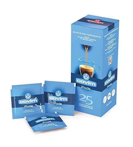 200 Kaffeepads 44mm - Suave decaffeinato - Covim
